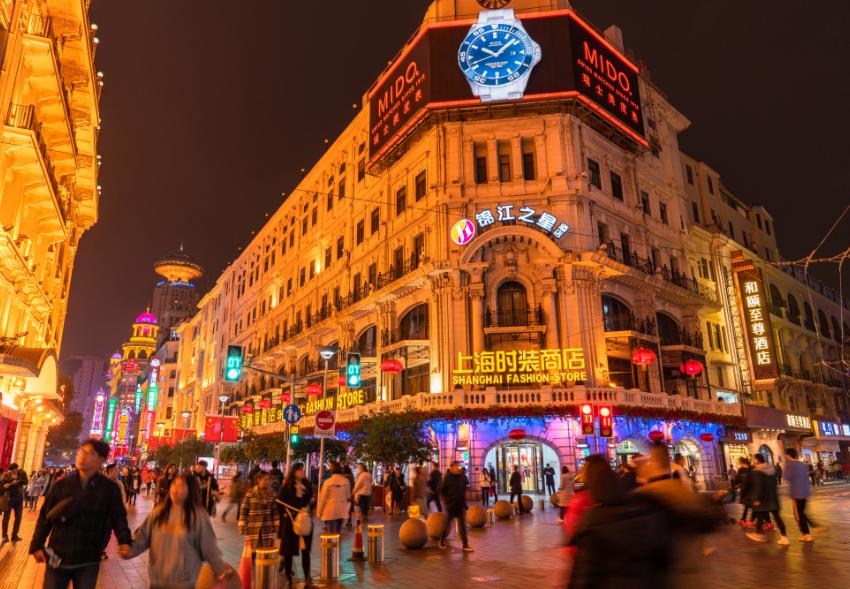 中国市場において人気のラグジュアリーブランド